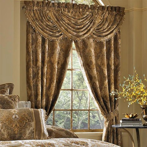 Luxury window panels