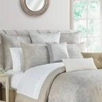 Waterford Maritana Neutral 4 Piece Comforter Set Latest Bedding