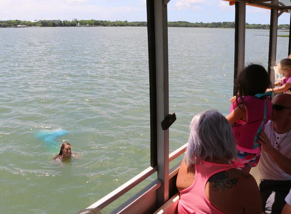 Mermaid Boat Tour - Hilton Head Island