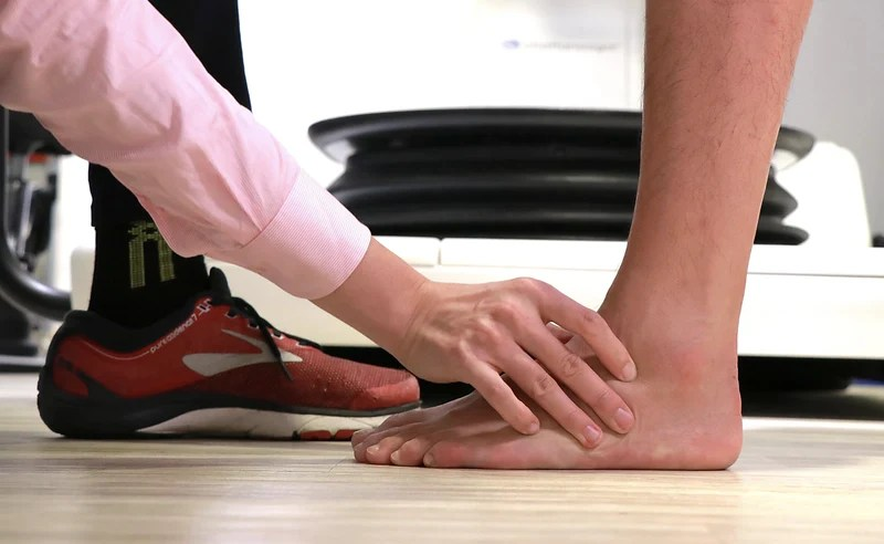 Sports Lab:透過足底壓力分析監控腳踝扭傷狀況 – Sportsline運動前線