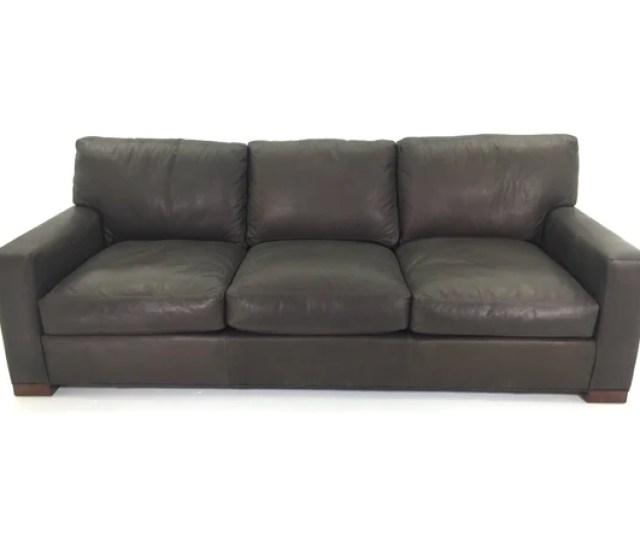Whittemore Sherrill Transitional 434 03 Living Room Leather Upholstere Mcelherans