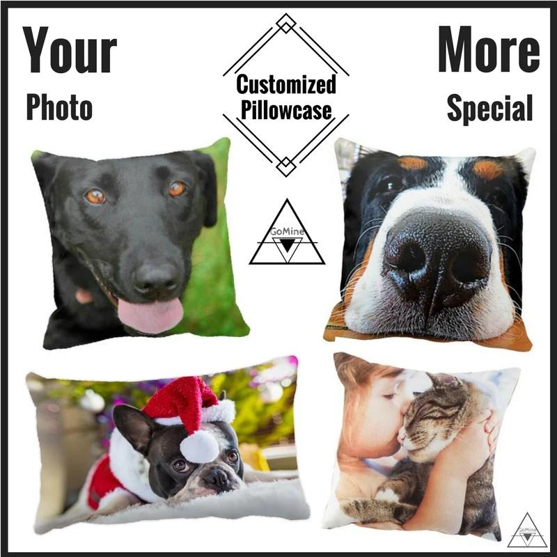 custom pet pillowcases