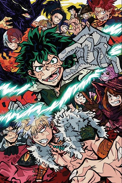 https uncleposter com products boku my hero academia poster