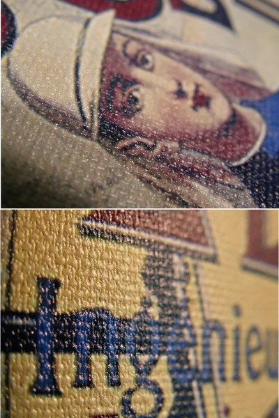Belgian Linen Inkjet Canvas Cloth Printable Canvas Paper