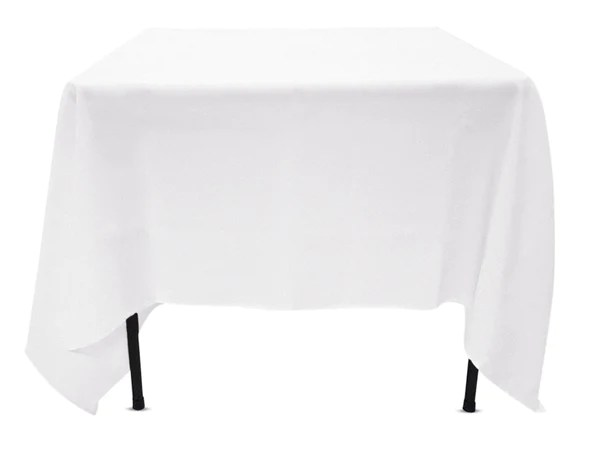 nappe tablecloth