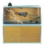 4 X2 X2 Pvc Panel Crested Gecko Enclosure Just 389 Zen Habitats