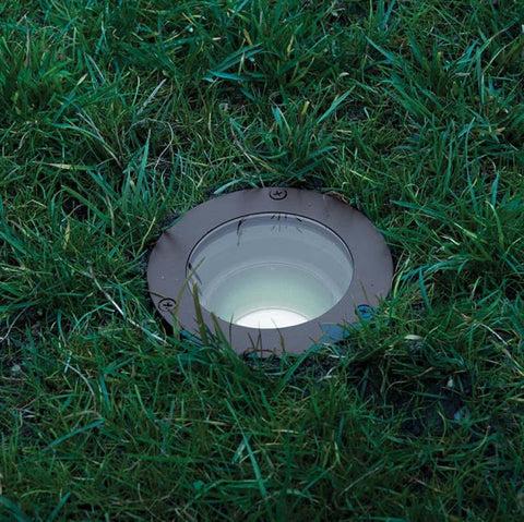 wac lighting 5032 30 3 inground 120v landscape recessed led 3000k