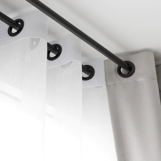 as curtain poles