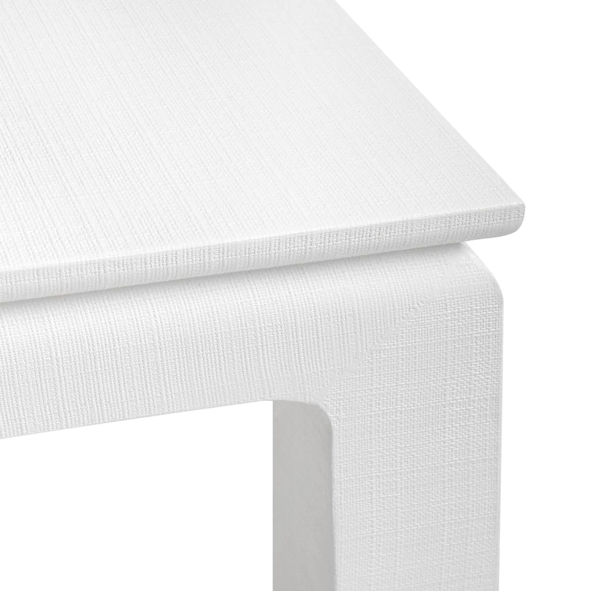 bethany large square coffee table white