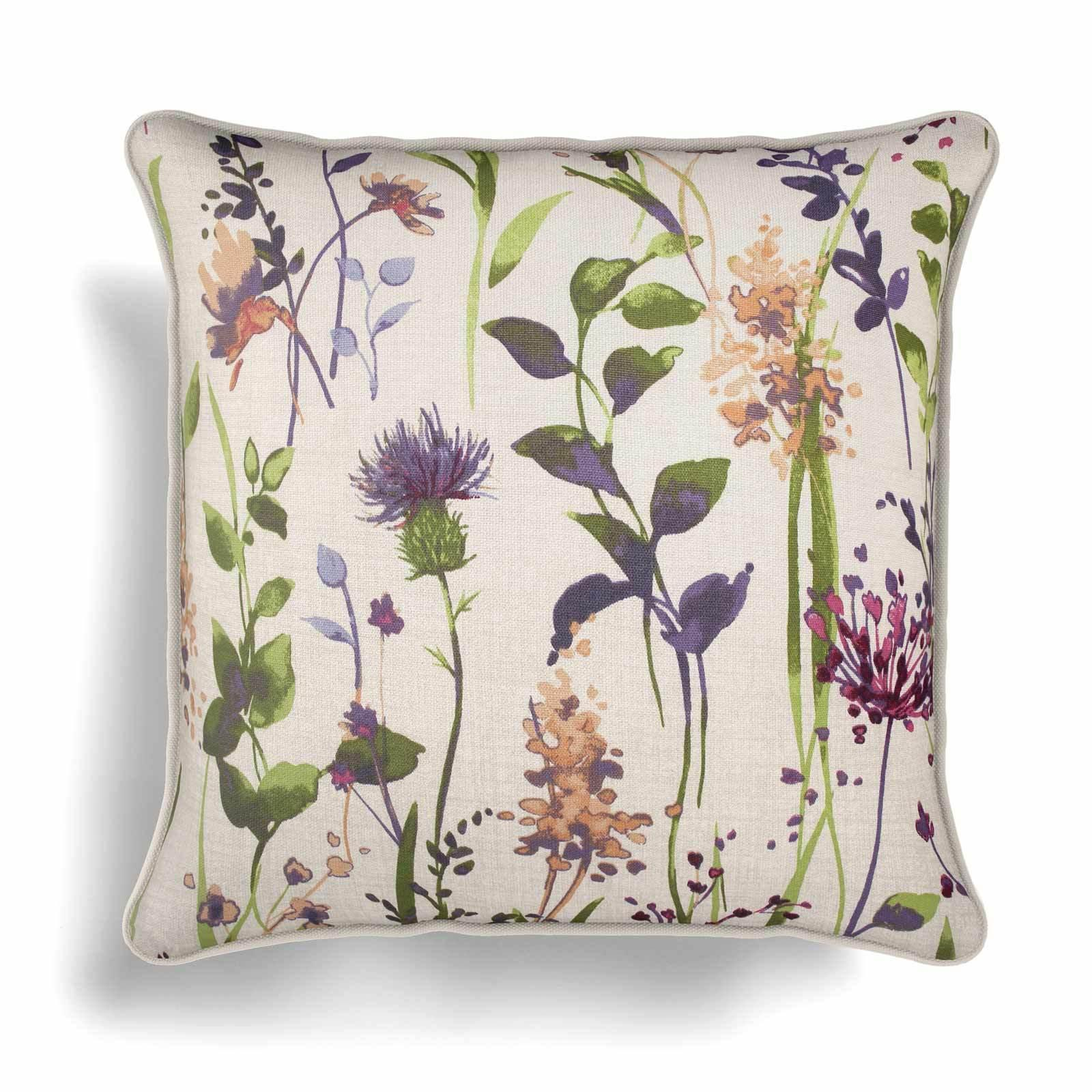 hampshire floral cushion covers 17 x 17