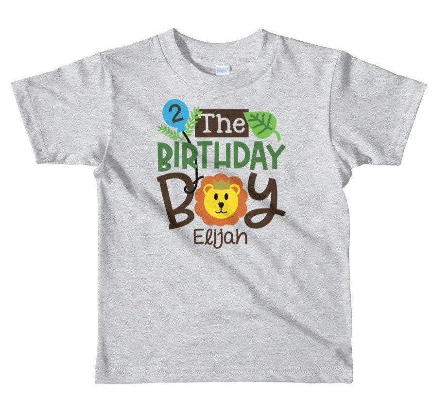 Tops Clothing Birthday Girl Is Turning 2 Custom Birthday Shirt With Sea Turtle