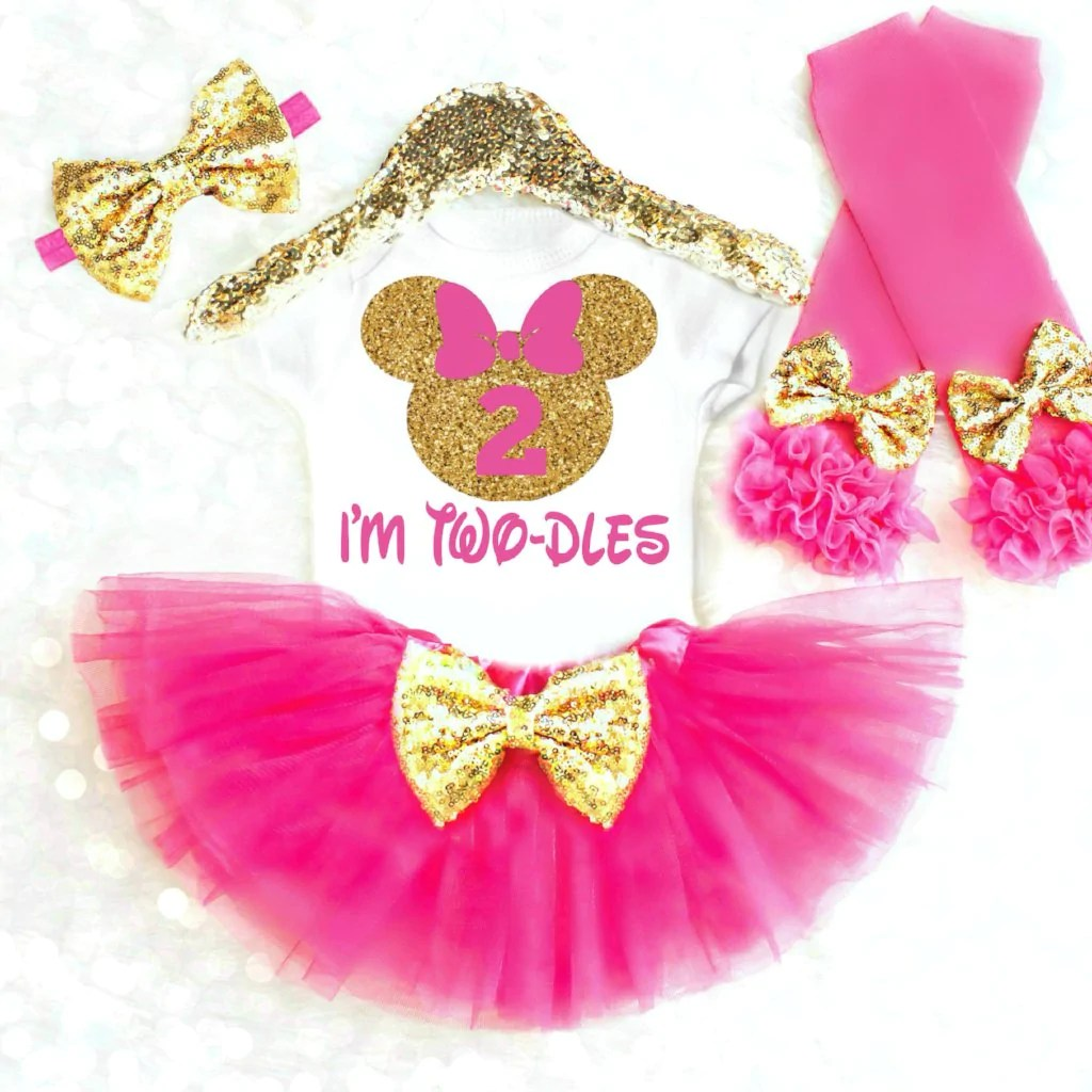 2 Year Old Birthday Tutu Outfit Cheap Online