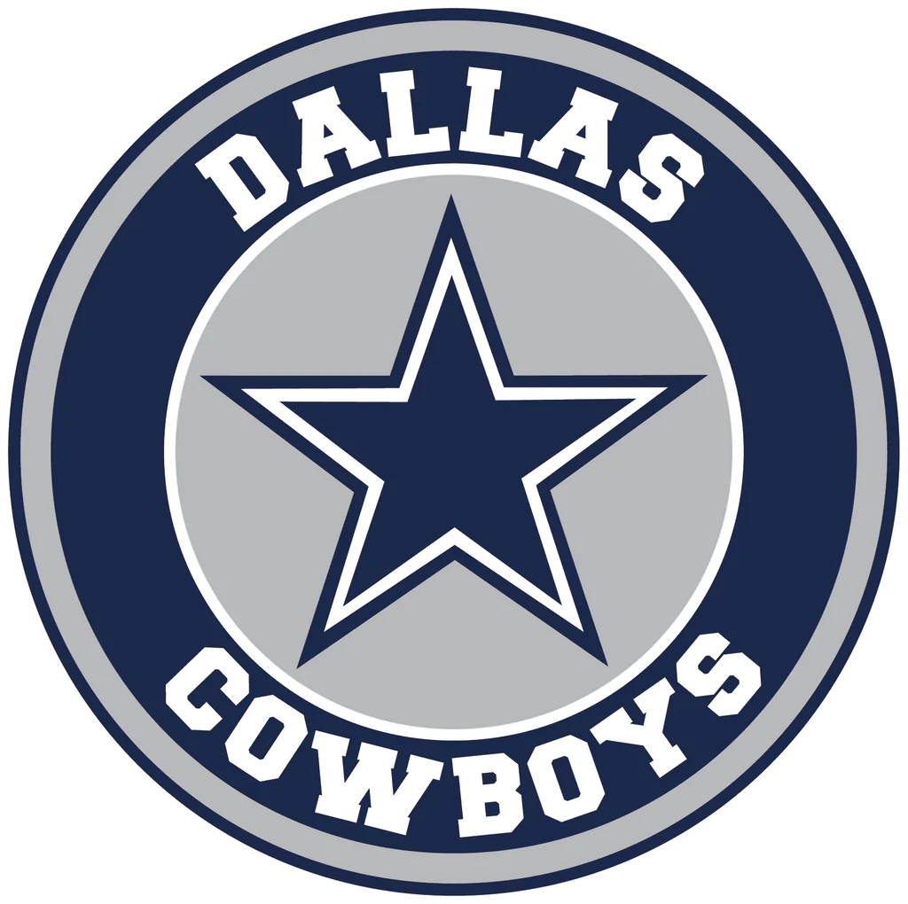 Download Dallas Cowboys Circle Logo Vinyl Decal / Sticker 5 sizes ...