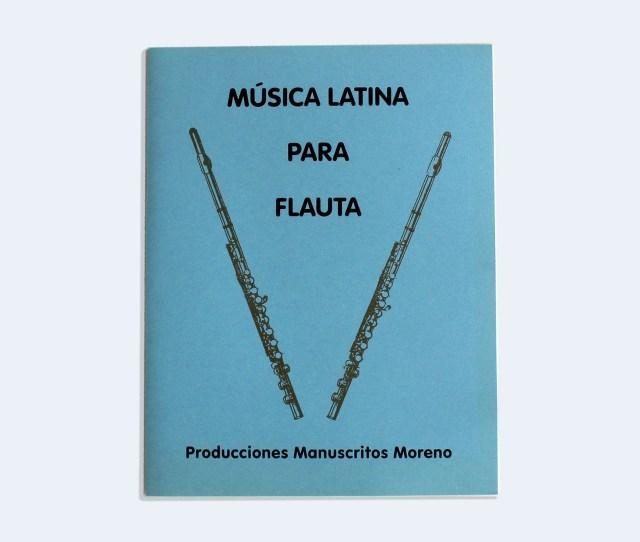 Musica Latina Para Flauta