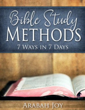 Bible Study Methods: 7 Ways in 7 Days Course