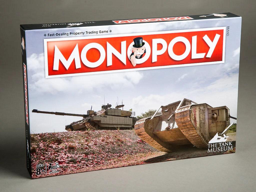 Tank Museum Monopoly The Tank Museum