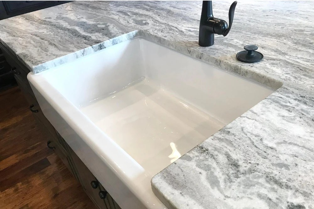7 of the best fireclay farmhouse sink