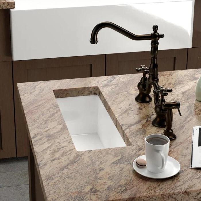 19 montclair narrow bar sink