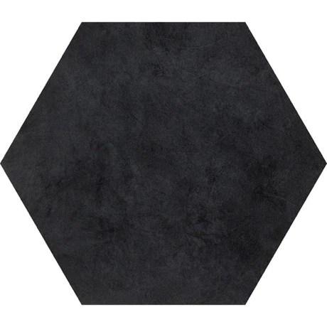 daltile bee hive 24 in x 20 in porcelain tile black