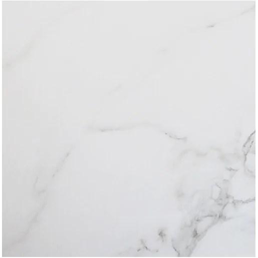 floors 2000 calacatta white 24 in x 24 in polished porcelain tile avorio