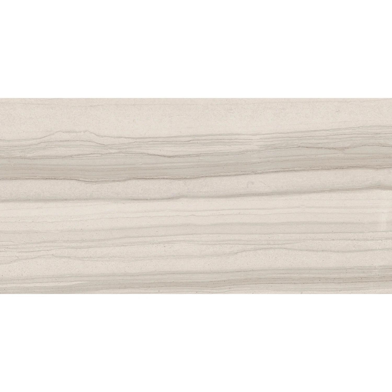 interceramic burano bianco valetta 12 in x 24 in ceramic tile
