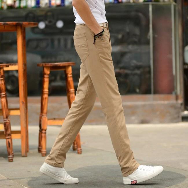 Jak powinien ubierać się wysoki mężczyzna