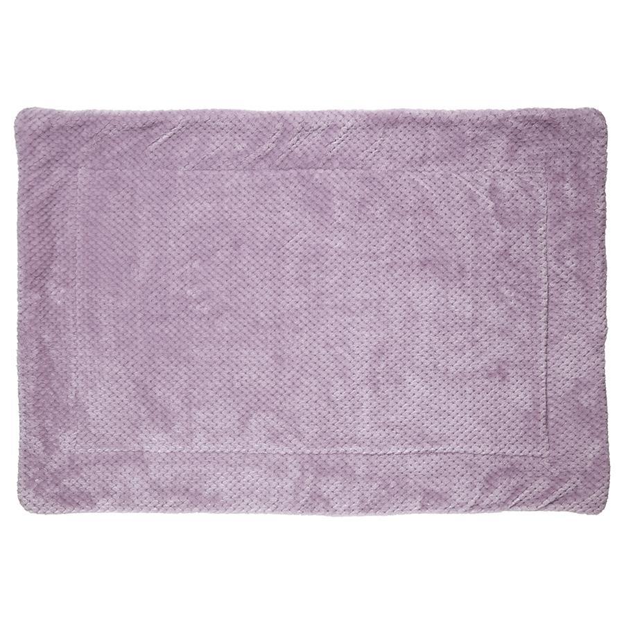 tapis polaire pour cochon d inde lilas