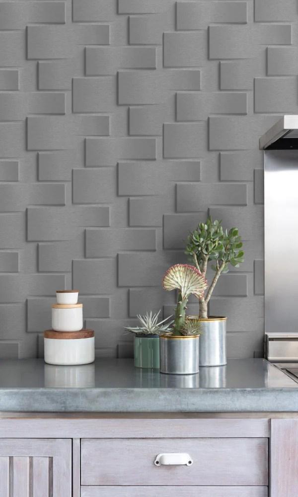 mode dark grey raised tile g1003