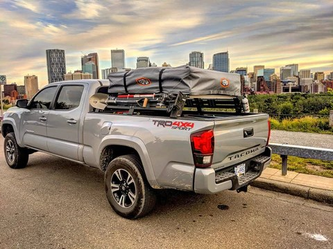 bed racks for toyota tacoma