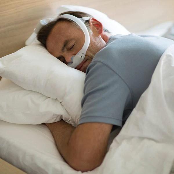 philips dreamwear gel pillows mask