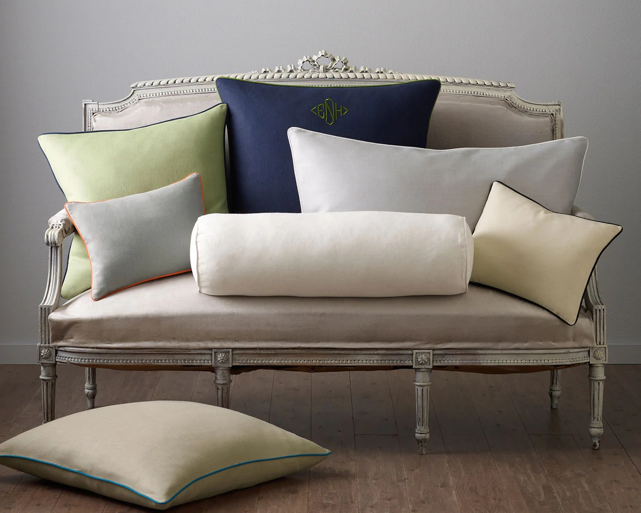 how to wash throw pillows decorative