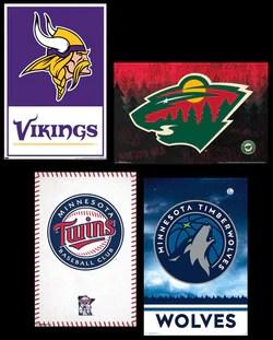 minnesota vikings posters sports