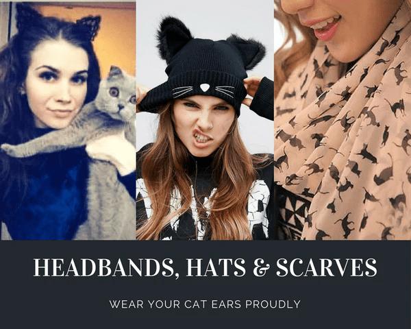 Headbands, hats & scarves
