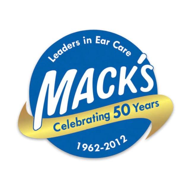 mack s pillow soft earplugs white 6 pairs