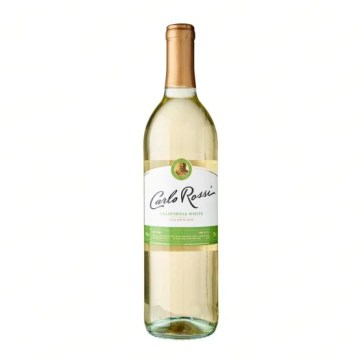 Carlo Rossi California White 75cl – The Liquor Shop Singapore