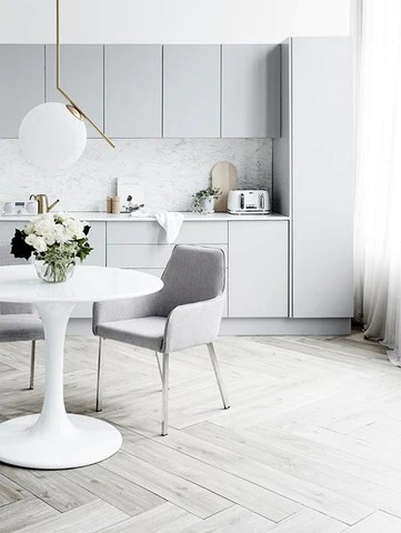Our Favourite Kitchen Trends From Pinterest White Black Grey
