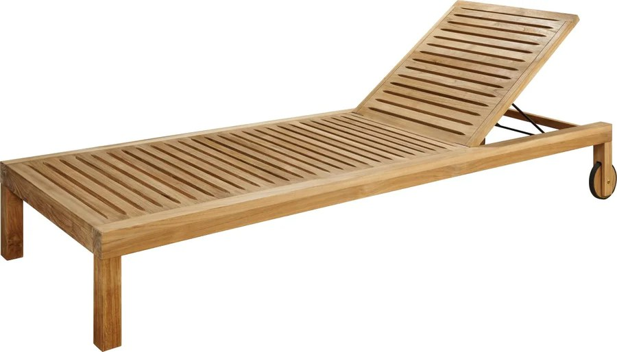 Affordable Habitat Tiek Lounger With Habitat Daborn