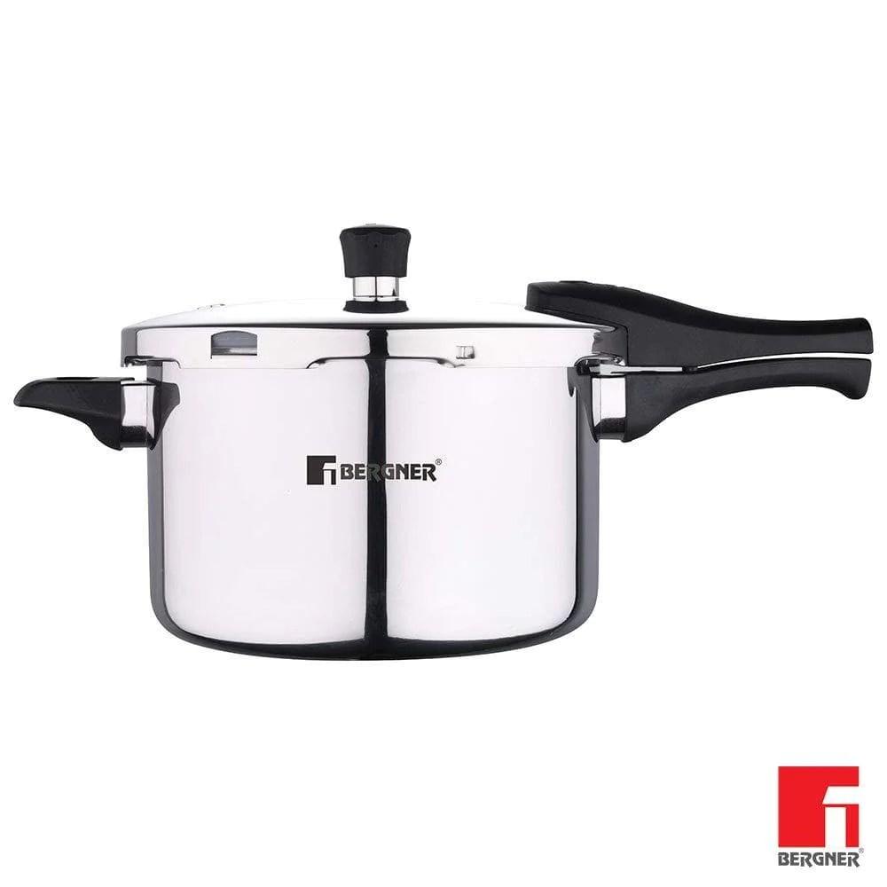bergner triply pressure cooker argent elements