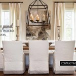 Saved By The Slip Cover Easy Decor Solutions Table Bay Curtains
