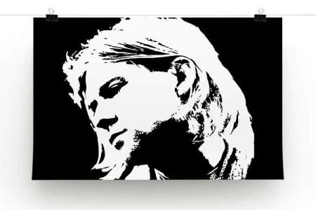 interior kurt cobain art » 4K Pictures | 4K Pictures [Full HQ Wallpaper]