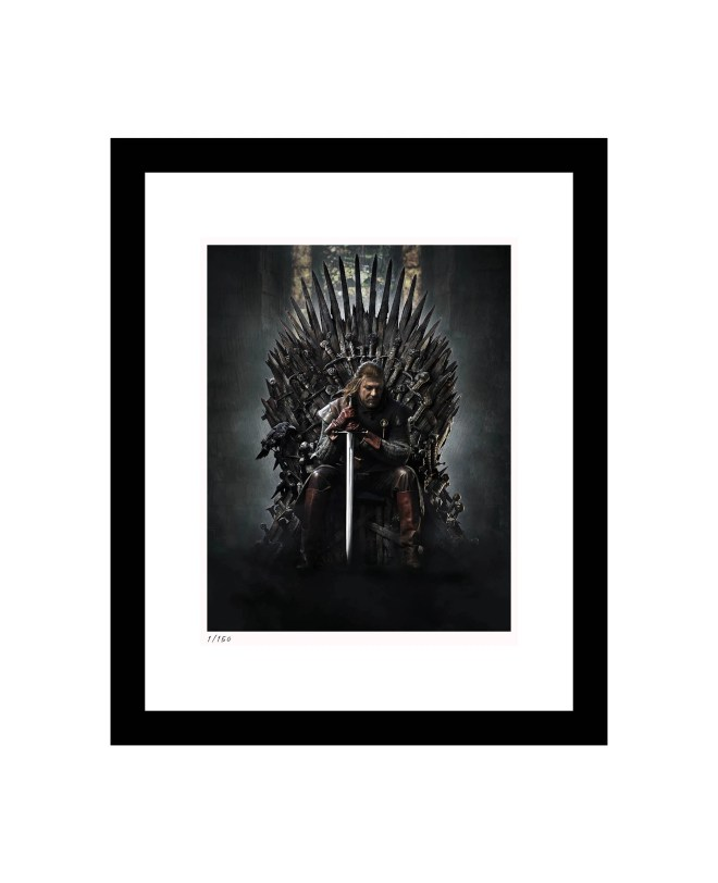 GOT 102 14x11 634424 GOT Poster 4b   Copy FRAMED AND NUMBERED SITE