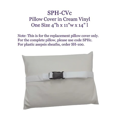 vinyl pillow replacement covers