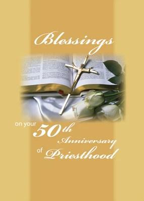 2679 50th Jubilee Priesthood Cards By Sandra Rose Sandra Rose Designs