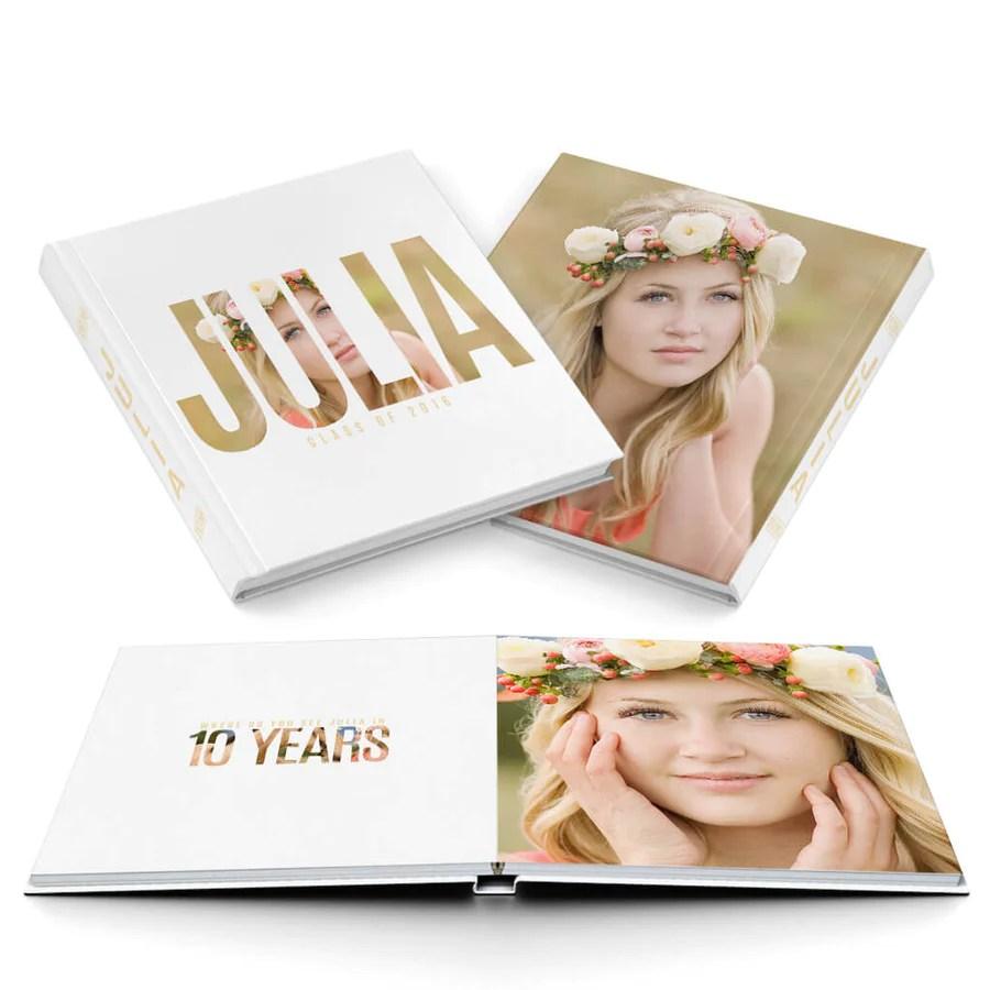 Senior Photo Books And Albums 3 Photoshop Templates 3