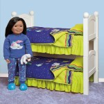 Doll Bed For 18 Inch Dolls Maplelea Furniture For Dolls