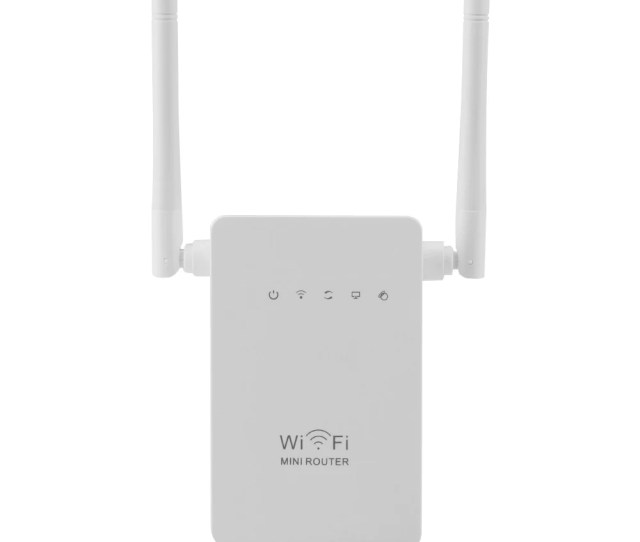 Wireless Wifi Repeater 300mbps 802 11n B G Wps Network Router Bargain Supreme