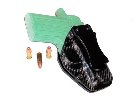 Aggressive Concealment P238IWBLP IWB Kydex Holster Sig Sauer P238