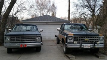 1980 C10 by Hot Rod fuel hose