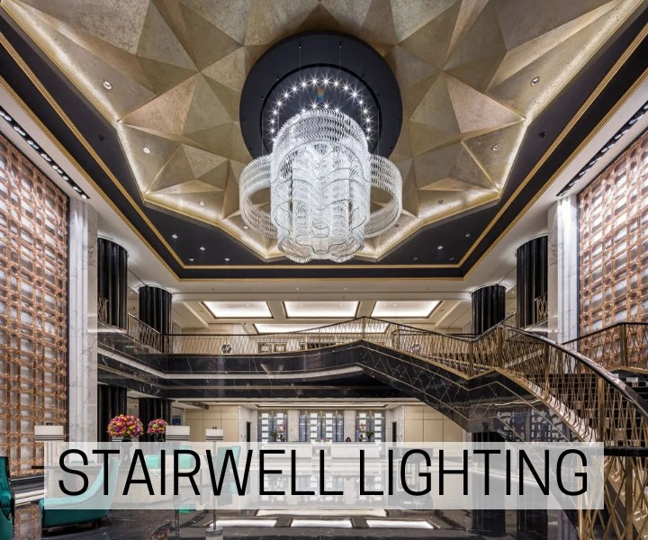 for stairwell lighting