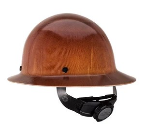 Msa Skullgard Bridgemans Full Brim Hard Hat 475407 Ironworkergear
